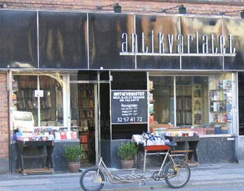 amagerbrogade antikvariat