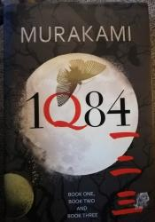 Billede af bogen 1Q84 (Book one, book two and book three in one volume)